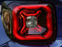 Jeep新款自由侠预告图 将于6月6日首发