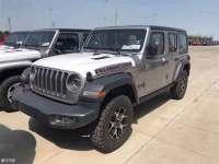 Jeep新一代牧马人国内到港 7月上市发售
