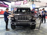 Jeep新一代牧马人有望7月上市 搭载2.0T