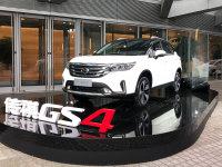 新款广汽传祺GS4正式上市 售8.98万起