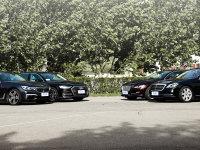 4款D级豪华轿车对比 老板们的性能需求