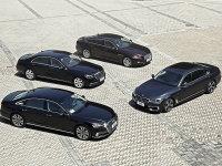 4款D级豪华轿车对比 科技诠释旗舰风范