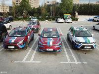 新能源车齐聚青海湖 挑战赛多车型解析