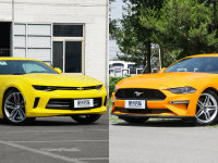 Pony Car二选一 Mustang还是科迈罗?