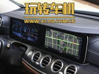 玩转车机 体验奔驰E 300 L多媒体系统