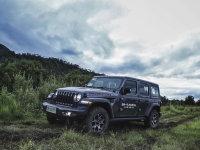 一张图看上市:Jeep新一代牧马人来袭
