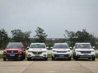 4款中国品牌SUV对比 谁的设计合你胃口?