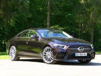 奔驰全新CLS 300车型上市 售64.88万起