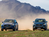去蒙古国寻恐龙 英菲尼迪戈壁挑战之旅