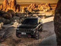 Jeep大切诺基Trailhawk上市 售64.99万