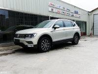 途观L 280TSI车型正式上市 售22.68万