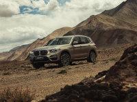 渴望高反 与全新BMW X3穿越帕米尔高原