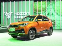 纯电动SUV 合众新能源哪吒N01正式发布