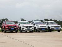 4款中国品牌SUV对比 舒适&品质孰优孰劣