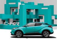 高能预警 海外版丰田C-HR如何改出范儿