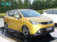 广汽新能源GE3 530 补贴后售12.98万起