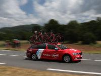 Tour de France斯柯达环法自行车观赛记