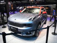 领克01 HEV车型新消息 将明年2季度上市