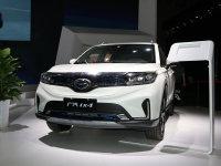 2018成都车展 纯电动SUV广汽ix4 EV静评