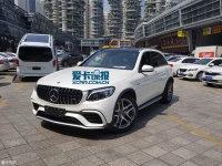 成都车展探馆:AMG GLC 63 4MATIC+曝光