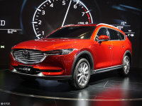 2018成都车展:长安马自达CX-8正式发布