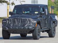全新Jeep牧马人皮卡版消息 明年4月投产