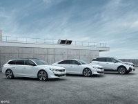 标致三款新能源车型官图 动力变化明显