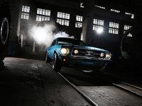 老戏骨  1967年Mustang Fastback赏析