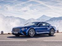 宝珀GT系列赛及全新宾利欧陆GT试驾体验