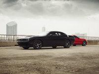 美国猛兽(下) 福特Mustang&道奇挑战者
