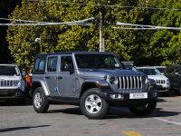 纯粹的经典SUV 爱卡实拍新Jeep牧马人