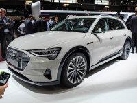 2018巴黎车展 奥迪e-tron SUV静态评测