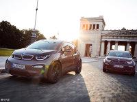 巴黎车展:新款宝马i3正式亮相设计前卫