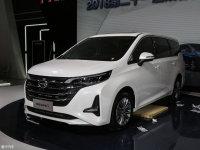 广汽传祺GM6广州车展预售 搭1.5T发动机