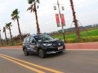 质感媲美汽油车 爱卡汽车试驾汉腾X5 EV