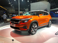 未来SUV的雏形 起亚SP概念车国内首发