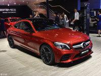 新AMG C级家族上市 售61.88-118.58万元