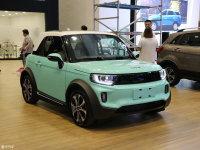 北汽新能源新款LITE将广州车展开启预售