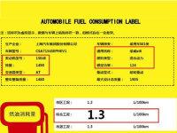 荣威ei6将增一款新车型 百公里油耗1.3L