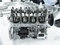 省油还给力! 日产VC-Turbo发动机拆解