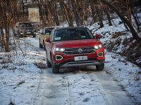 冰面上撒野 一汽大众SUV家族驾控体验