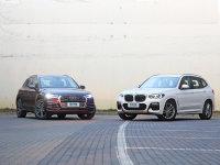 豪华中型SUV横评(下)奥迪Q5L&宝马X3