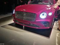 全新欧陆GT敞篷版上市 售328.10万元起
