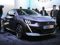 2019日内瓦车展 全新标致208静态评测