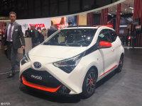 日内瓦车展:丰田Aygo特别版正式首发