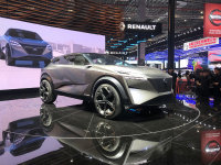 2019上海车展:日产IMQ概念车正式发布