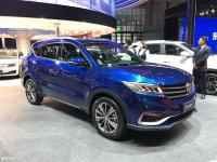 2019上海车展 东风风光580 Pro正式发布