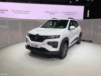 2019上海车展:雷诺K-ZE量产版正式亮相