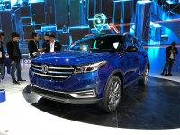 上海车展:东风风光E3发布/纯电动SUV