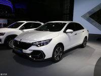 启辰D60 EV上海车展首发 全新前脸造型
